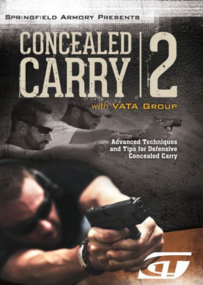 Concealed Carry 2 DVD